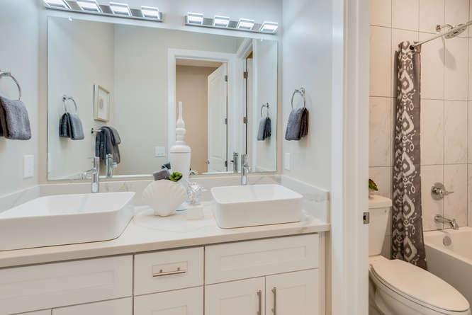 Cobex Mirror Bathroom