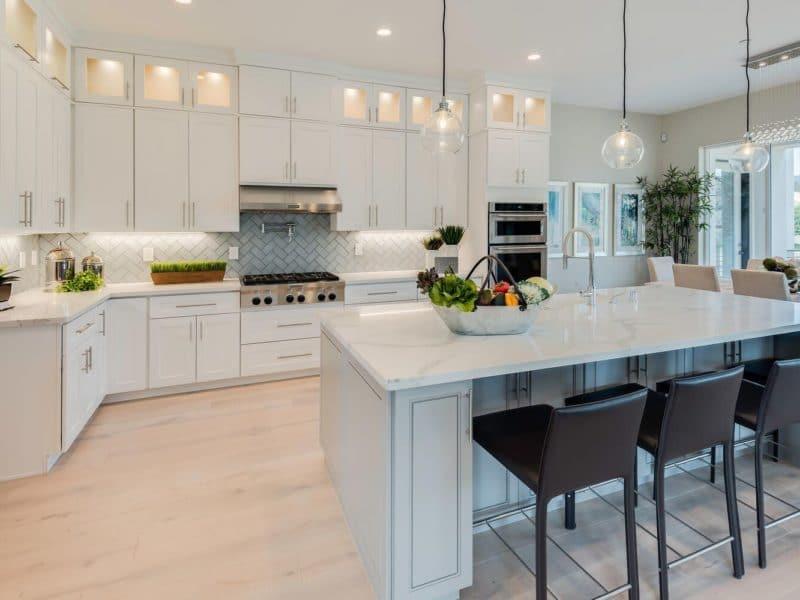 Custom home Kitchen Sacramenot