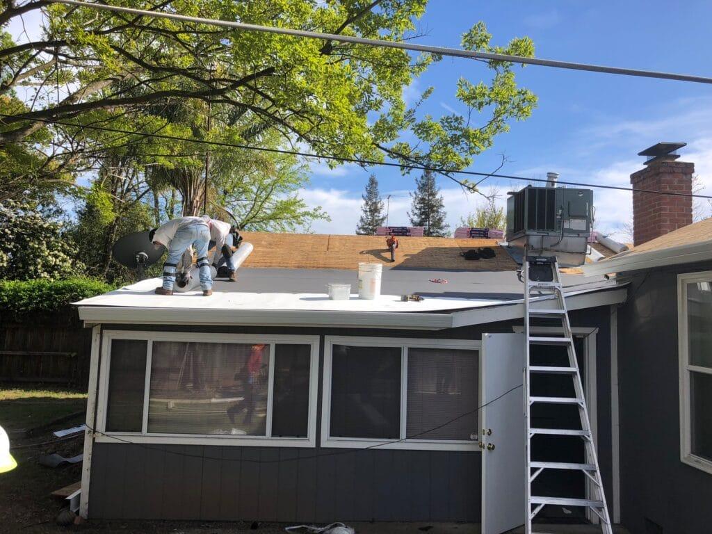 Lincoln Roofer