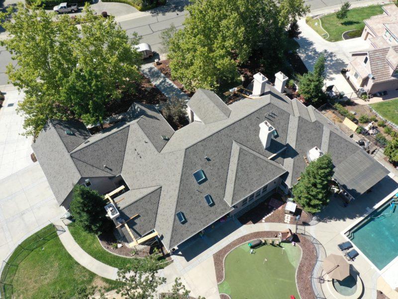Roseville Roof