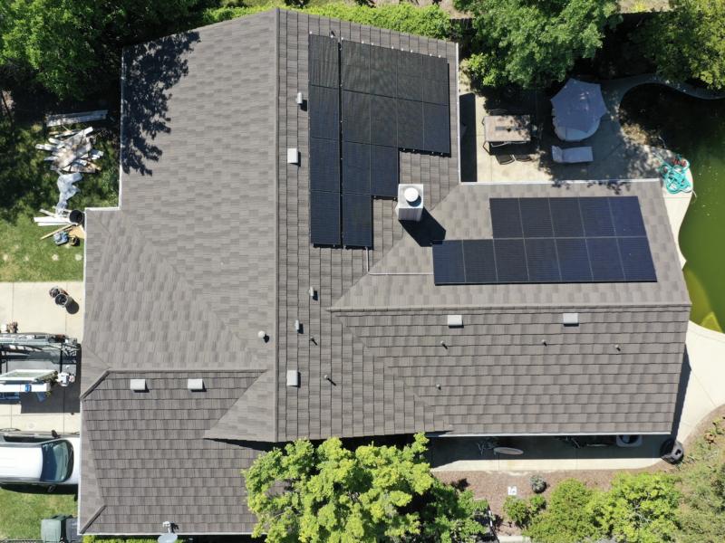 Cobex Solar Project in Sacramenot