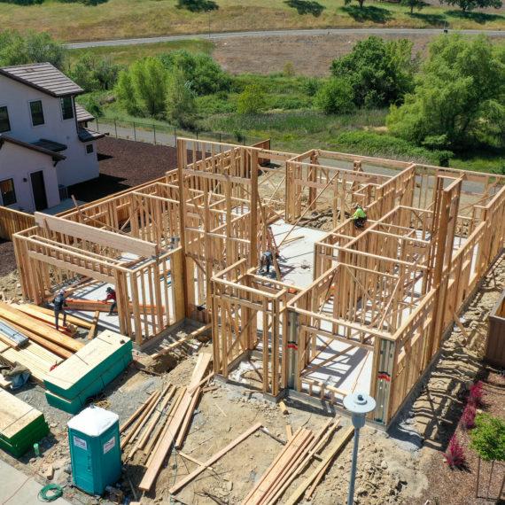 Custom Home Builder Sacramento, Frame