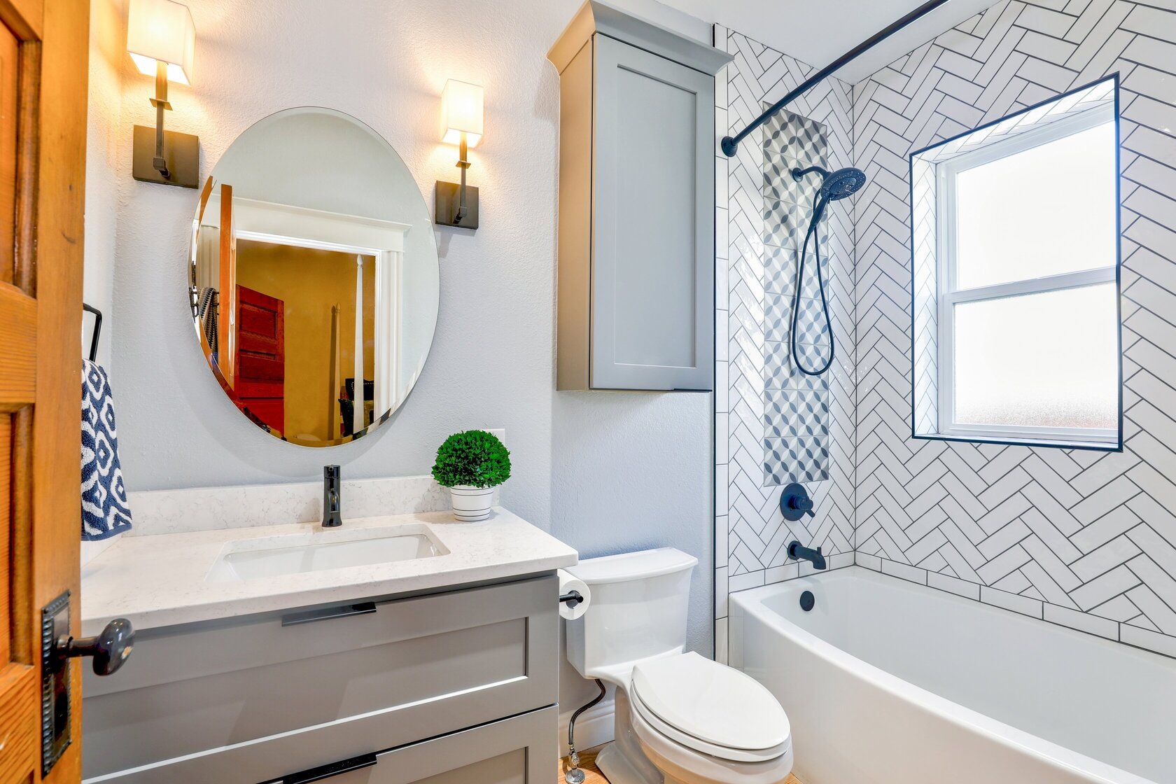 4 Affordable Ways to Renovate Your Bathroom – Our Guide