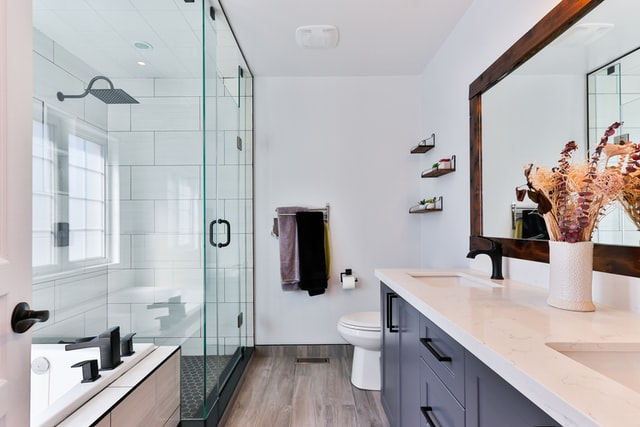 5 Improvements to Consider for Your Next Bathroom Remodel